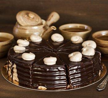 Tort de ciocolata